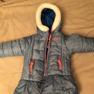 2t OshKosh winter jacket